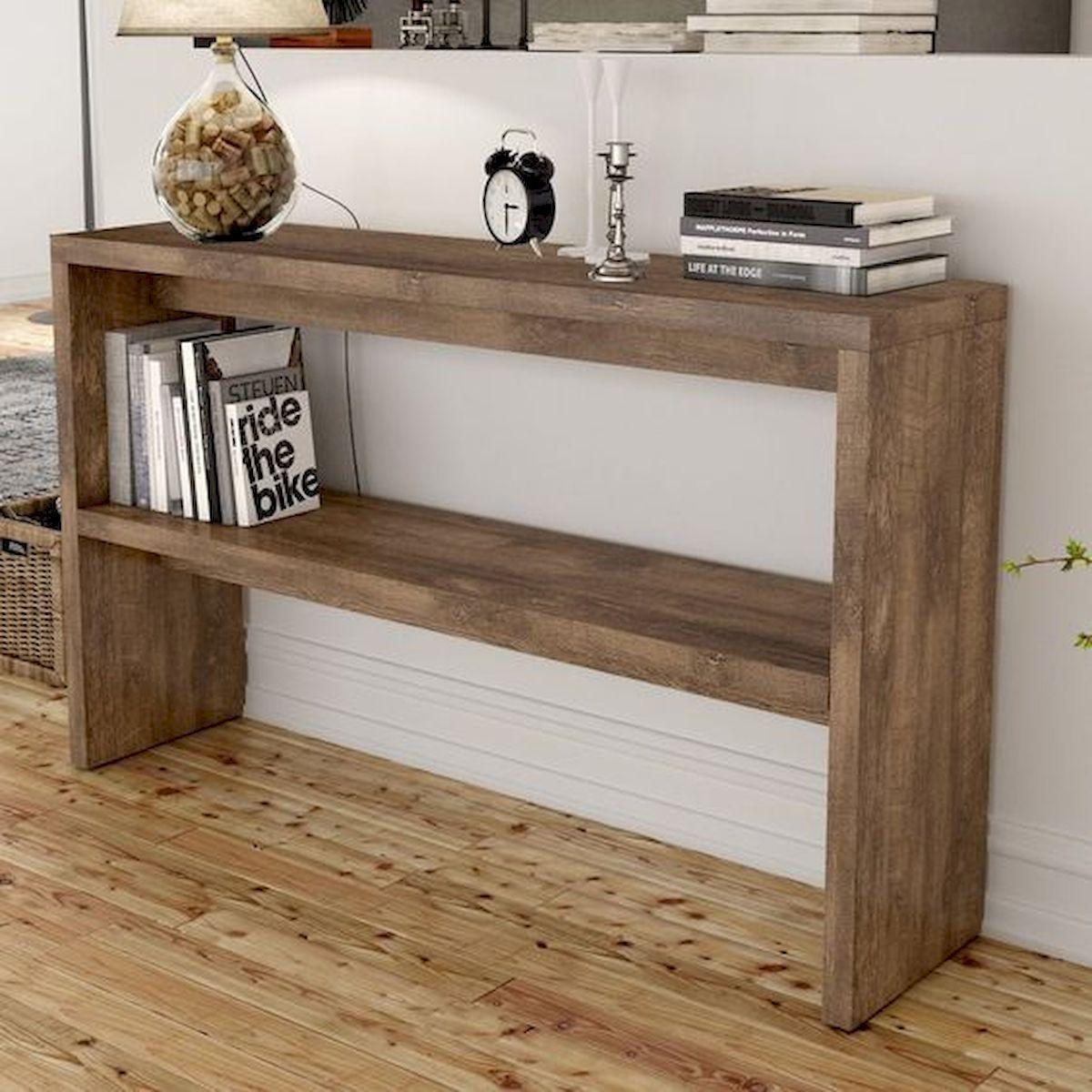 50 Easy DIY Bookshelf Design Ideas (8)