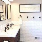 50 Fantastic DIY Modern Farmhouse Bathroom Remodel Ideas (15)