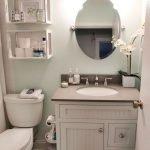 50 Fantastic DIY Modern Farmhouse Bathroom Remodel Ideas (17)