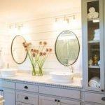 50 Fantastic DIY Modern Farmhouse Bathroom Remodel Ideas (23)