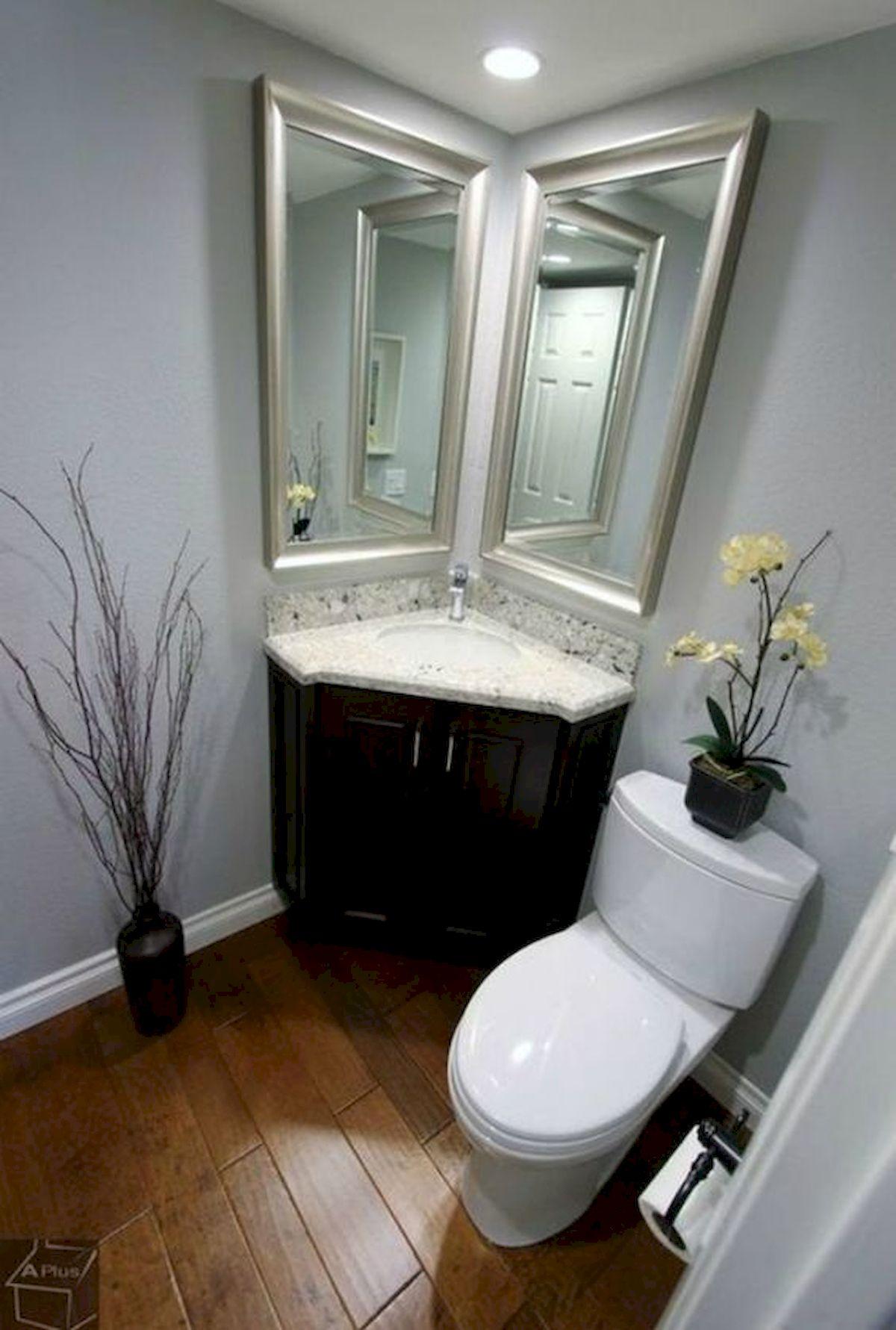 50 Fantastic DIY Modern Farmhouse Bathroom Remodel Ideas (28)