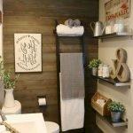 50 Fantastic DIY Modern Farmhouse Bathroom Remodel Ideas (30)
