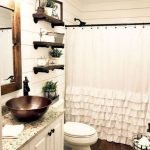 50 Fantastic DIY Modern Farmhouse Bathroom Remodel Ideas (34)