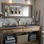 50 Fantastic DIY Modern Farmhouse Bathroom Remodel Ideas (35)