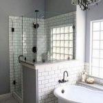 50 Fantastic DIY Modern Farmhouse Bathroom Remodel Ideas (41)
