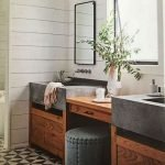 50 Fantastic DIY Modern Farmhouse Bathroom Remodel Ideas (47)