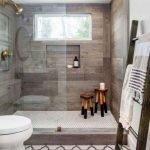50 Fantastic DIY Modern Farmhouse Bathroom Remodel Ideas (48)