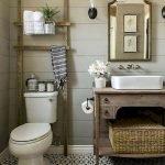 50 Fantastic DIY Modern Farmhouse Bathroom Remodel Ideas (5)