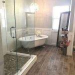 50 Fantastic DIY Modern Farmhouse Bathroom Remodel Ideas (9)