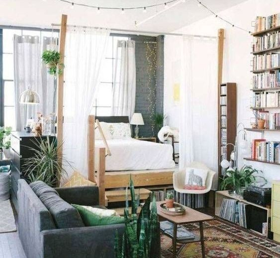 60 Easy and Unique DIY Apartment Decorating Design Ideas (21)