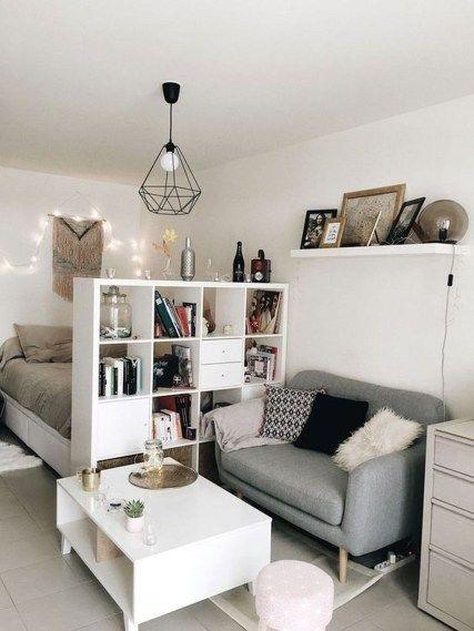 60 Easy and Unique DIY Apartment Decorating Design Ideas (37)