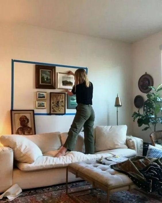 60 Easy and Unique DIY Apartment Decorating Design Ideas (39)