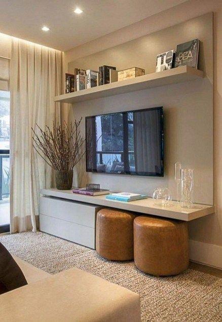 60 Easy and Unique DIY Apartment Decorating Design Ideas (47)