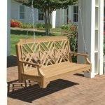 30 Creative DIY Wooden Pallet Swing Chair Ideas (10)