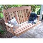 30 Creative DIY Wooden Pallet Swing Chair Ideas (13)