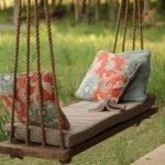 30 Creative DIY Wooden Pallet Swing Chair Ideas (14)