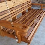 30 Creative DIY Wooden Pallet Swing Chair Ideas (17)