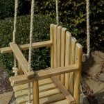 30 Creative DIY Wooden Pallet Swing Chair Ideas (26)