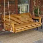 30 Creative DIY Wooden Pallet Swing Chair Ideas (28)