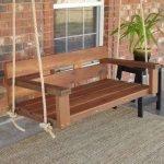 30 Creative DIY Wooden Pallet Swing Chair Ideas (7)