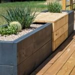 40 Awesome DIY Outdoor Bench Ideas For Backyard And Front Yard Garden (9)
