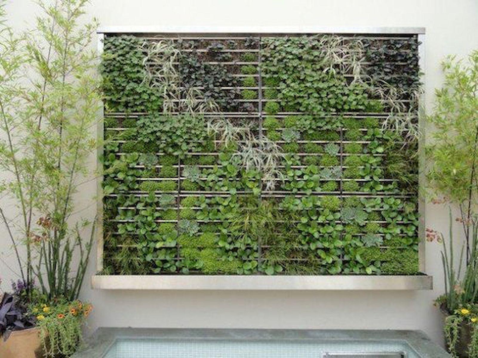 44 Creative DIY Vertical Garden Ideas To Make Your Home Beautiful (15)