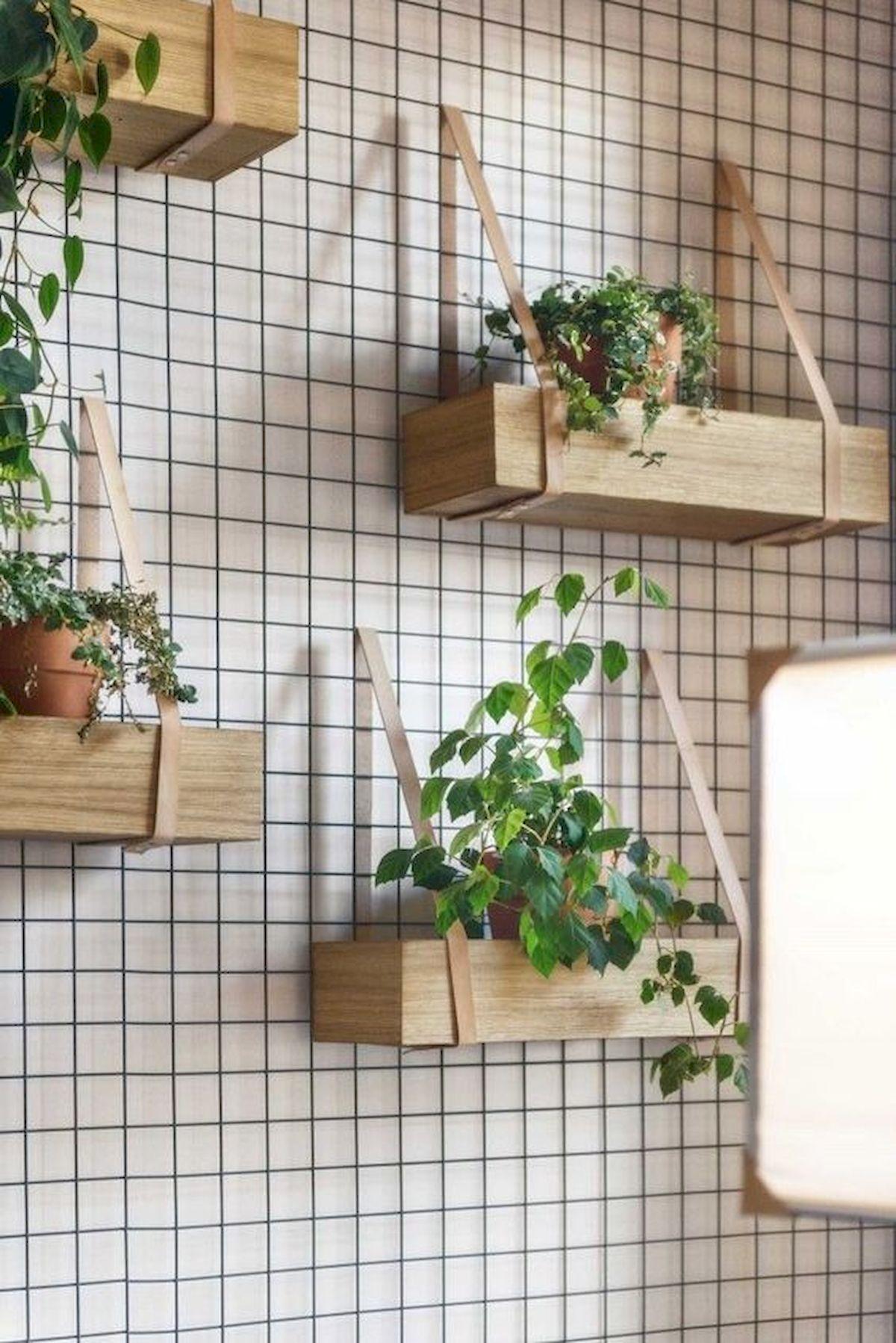 44 Creative DIY Vertical Garden Ideas To Make Your Home Beautiful (2)