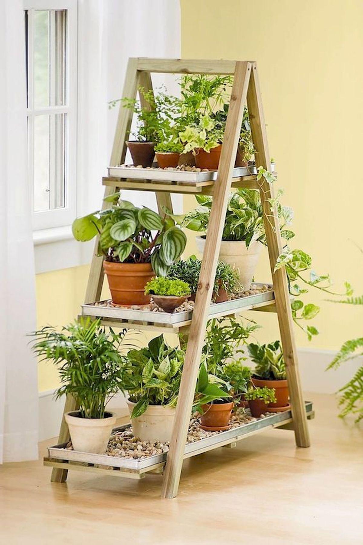 44 Creative DIY Vertical Garden Ideas To Make Your Home Beautiful (38)