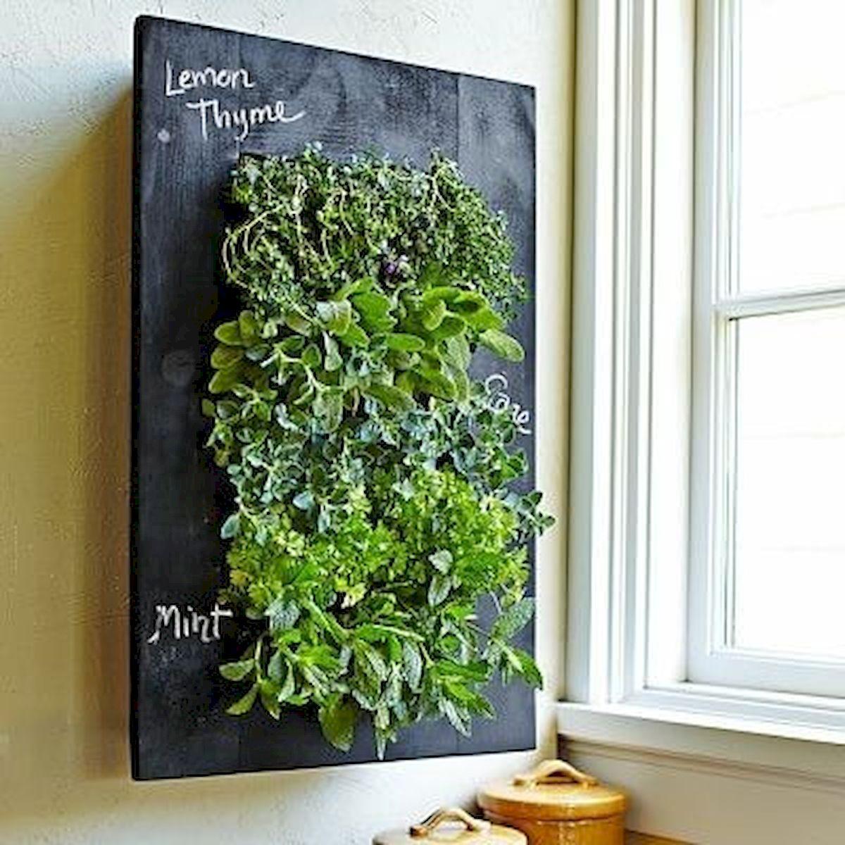 44 Creative DIY Vertical Garden Ideas To Make Your Home Beautiful (43)