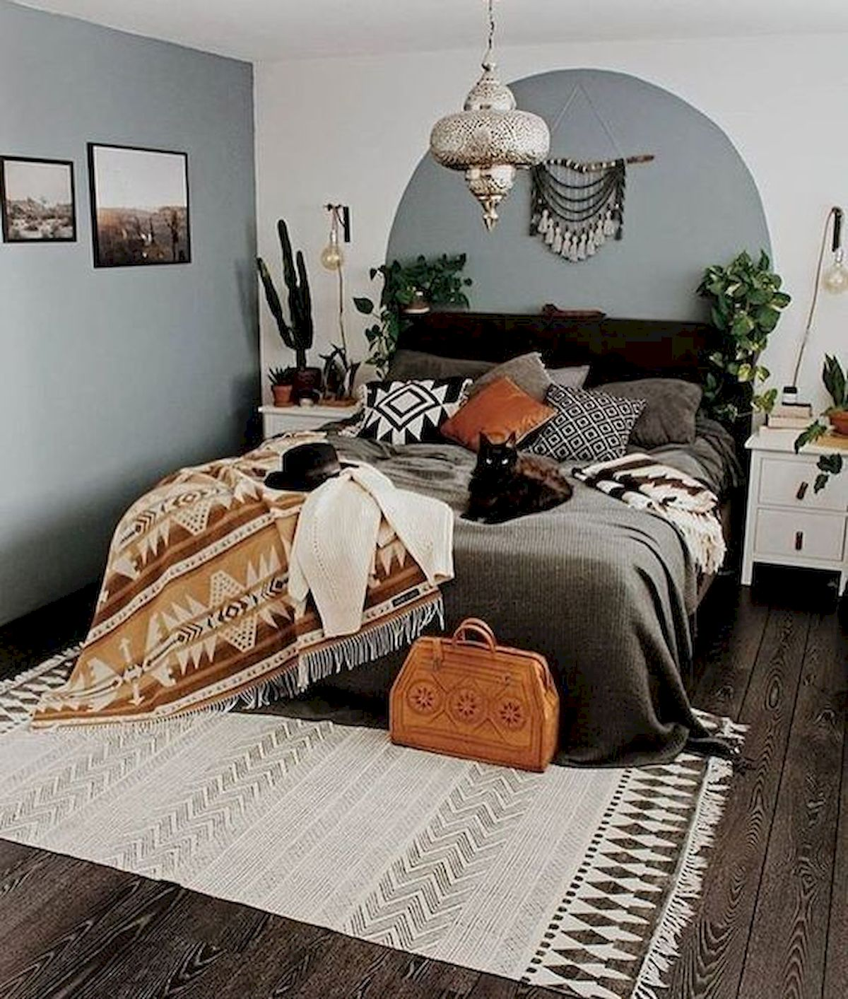 30 Awesome DIY Fall Decoration Ideas For Your Bedroom (13)