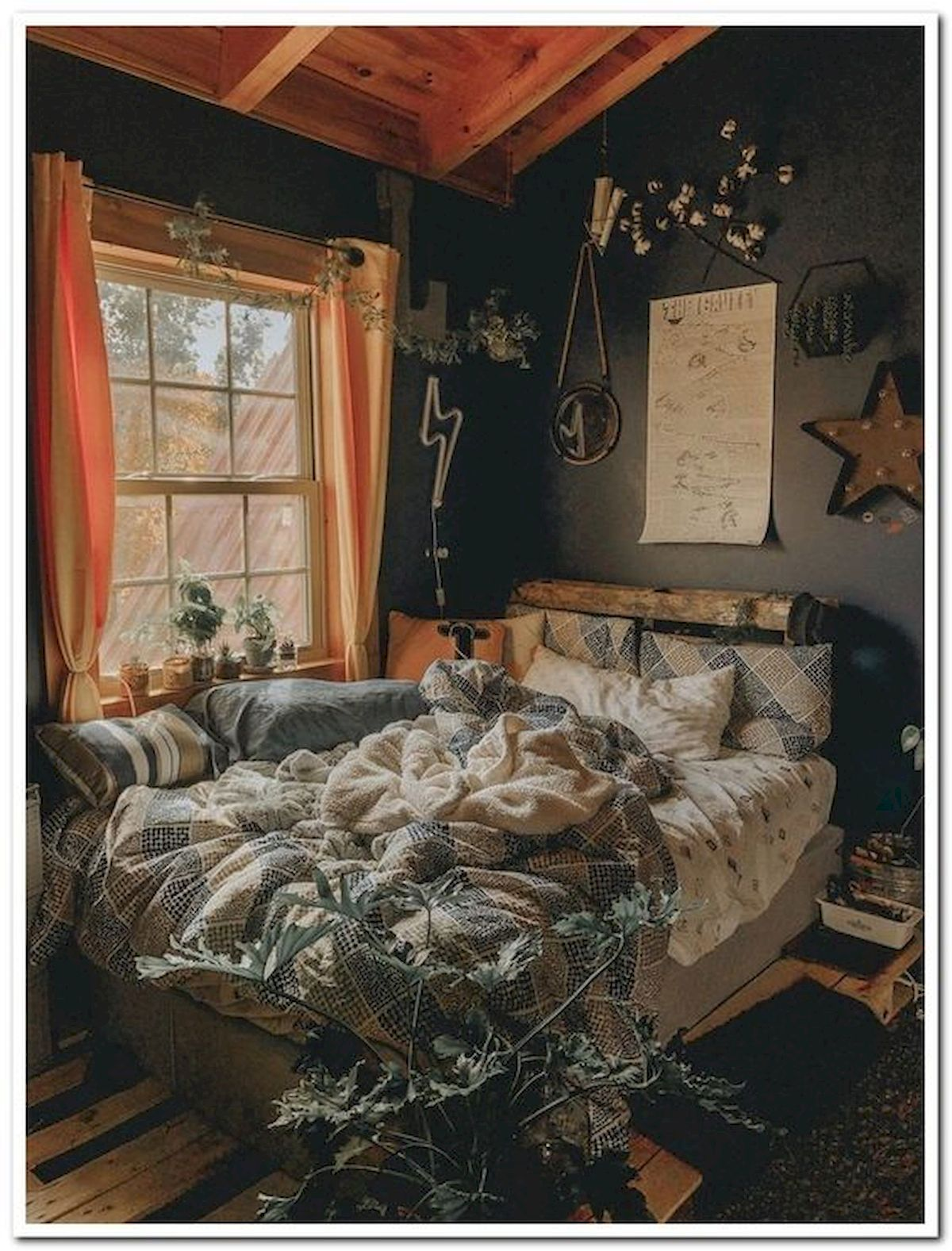 30 Awesome DIY Fall Decoration Ideas For Your Bedroom (6)