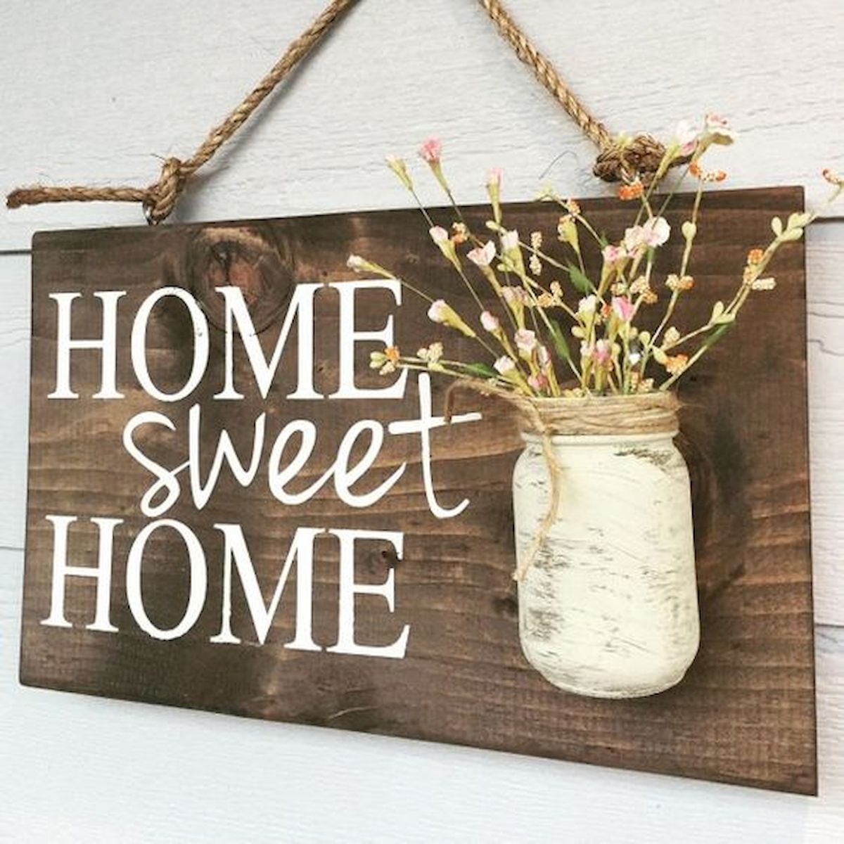 30 Creative DIY Rustic Wall Decor Ideas for Your Home (1)