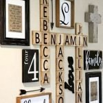 30 Creative DIY Rustic Wall Decor Ideas For Your Home (15)