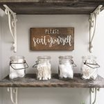 30 Creative DIY Rustic Wall Decor Ideas For Your Home (17)