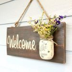 30 Creative DIY Rustic Wall Decor Ideas For Your Home (25)