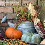 35 Beautiful DIY Fall Outdoor Decor Ideas You Will Like (17)