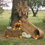 35 Beautiful DIY Fall Outdoor Decor Ideas You Will Like (22)