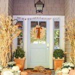35 Beautiful DIY Fall Outdoor Decor Ideas You Will Like (28)