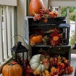 35 Beautiful DIY Fall Outdoor Decor Ideas You Will Like (29)