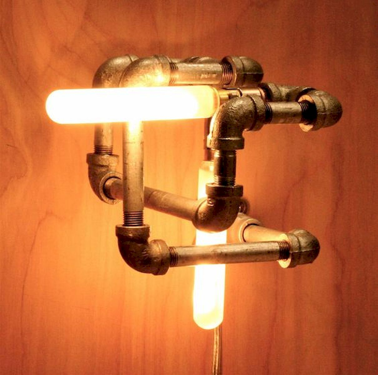 40 Creative DIY Lamps Decoration Ideas for Your Home (18)