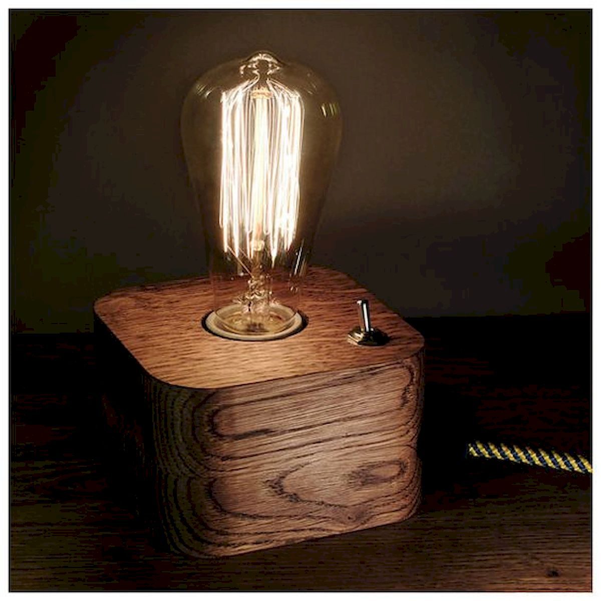 40 Creative DIY Lamps Decoration Ideas For Your Home (3)
