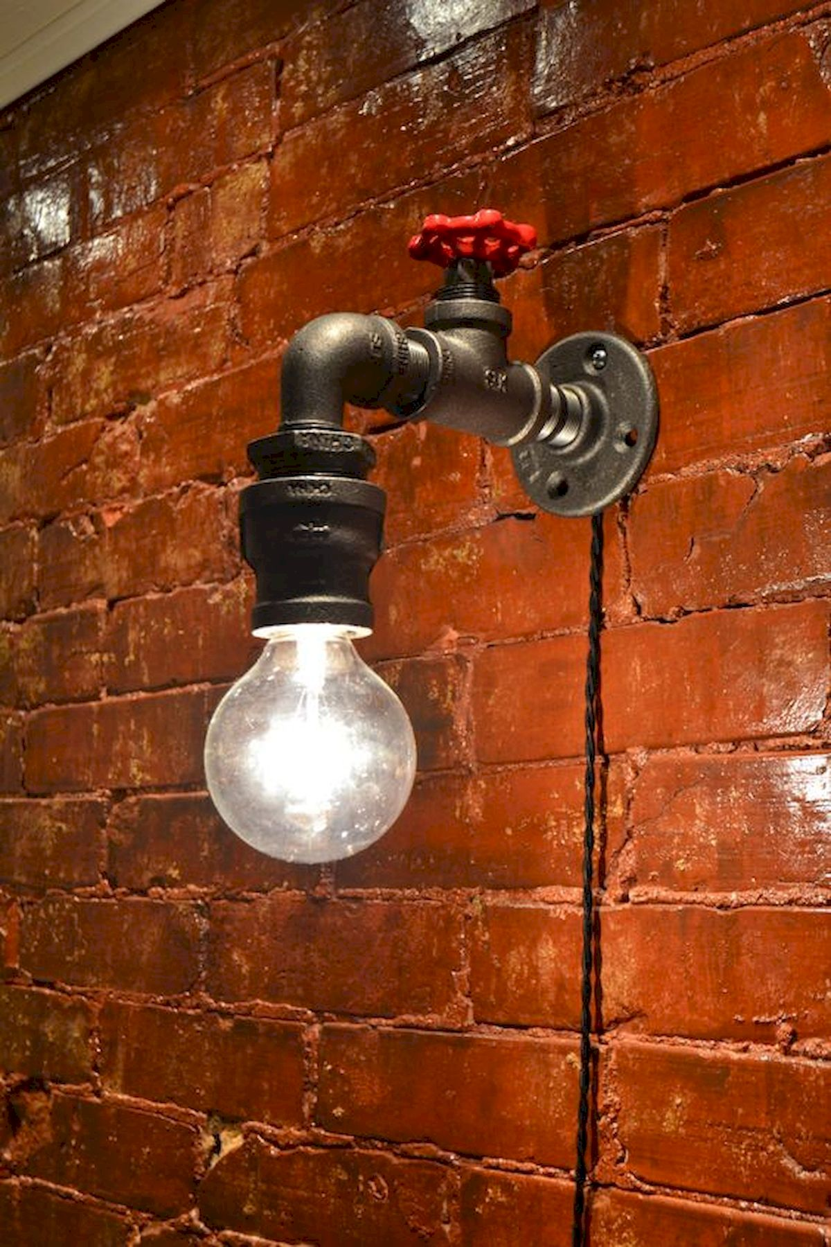 40 Creative DIY Lamps Decoration Ideas for Your Home (7)