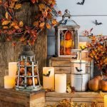 40 Fantastic DIY Fall Front Porch Decorating Ideas (11)