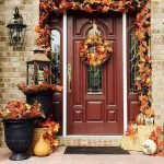 40 Fantastic DIY Fall Front Porch Decorating Ideas (15)