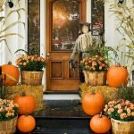 40 Fantastic DIY Fall Front Porch Decorating Ideas (18)