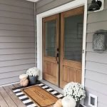 40 Fantastic DIY Fall Front Porch Decorating Ideas (3)