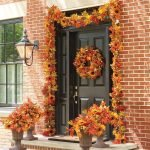 40 Fantastic DIY Fall Front Porch Decorating Ideas (5)