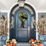 40 Fantastic DIY Fall Front Porch Decorating Ideas (6)