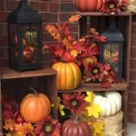 40 Fantastic DIY Fall Front Porch Decorating Ideas (7)