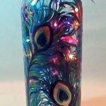 40 Fantastic DIY Wine Bottle Crafts Ideas With Lights (17)